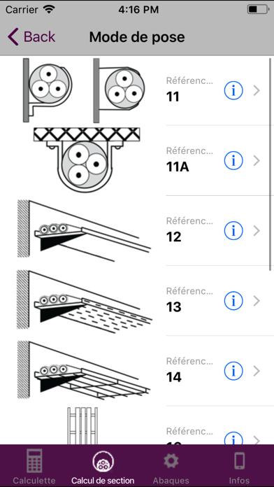 Screenshot #2 pour SHB Electric