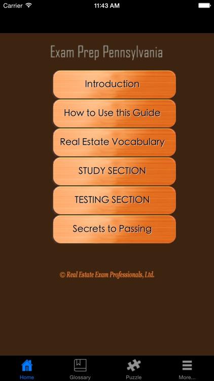 ExamPrepPA Pennsylvania Real Estate Exam Prep. app image