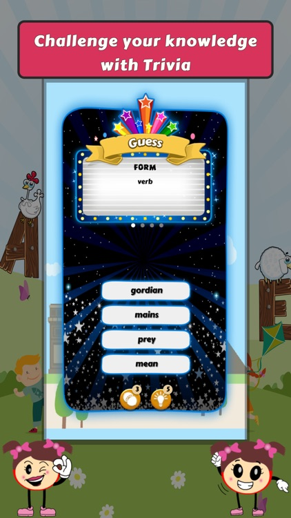 Confetti of Anagrams by Edutainment Ventures LLC