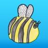 幻想的な蜂 (Beetastic) - iPadアプリ