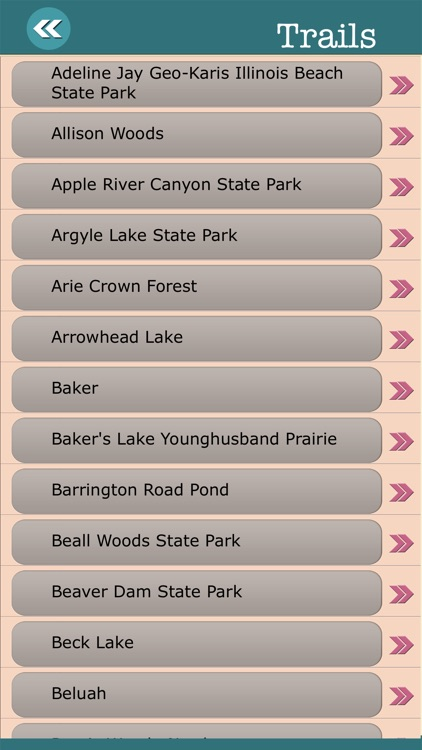 Illinois State Campgrounds & Hiking Trails screenshot-3