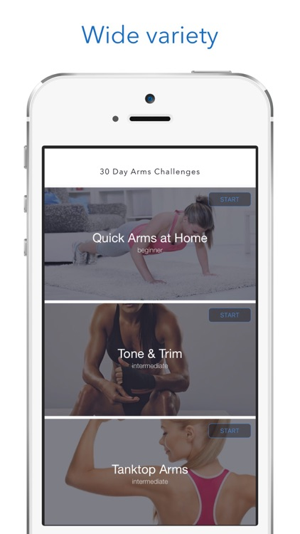 VeryFit - Tone Your Arms Challenge for Women