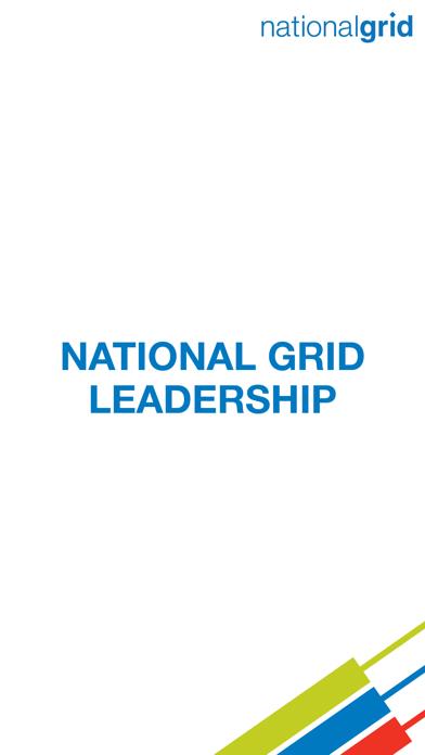 National Grid Leadership screenshot two