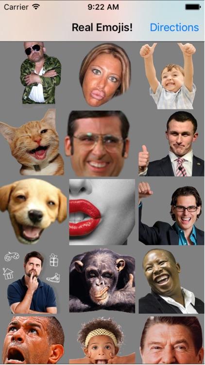 Real Emojis