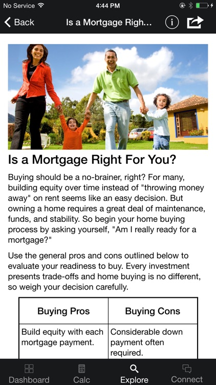 CLA Mortgage Calculator App screenshot-4