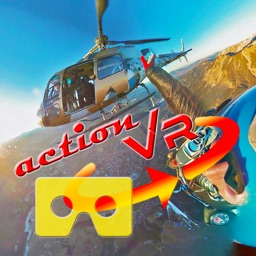 VR Parachuting Extreme Helicopter Virtual Reality