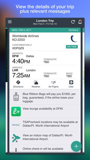 Tripcase On The App Store