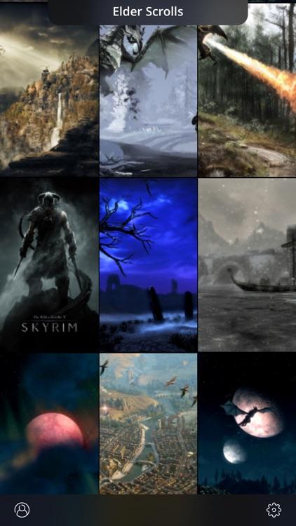 HD Wallpapers for Elder Scrolls Edition