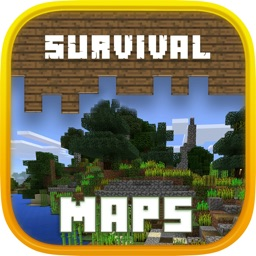 Maps for Minecraft -Survival for PE Pocked Edition