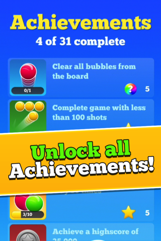 Smarty Bubbles Shooter - náhled