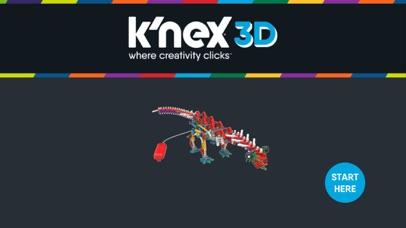 K'NEX 3D