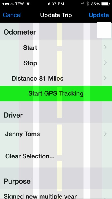 track my mileage and expenses app price drops