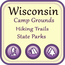 Wisconsin Campgrounds & Hiking Trails,State Parks