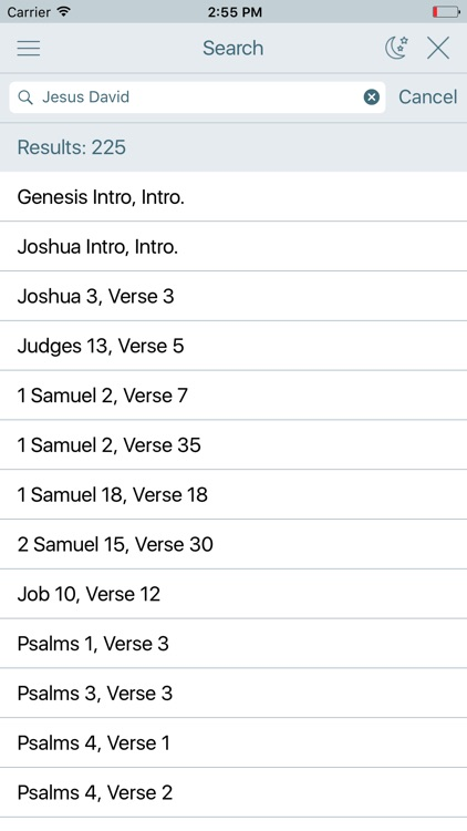 John Gill's Bible Commentary with KJV Study Verses screenshot-3
