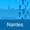 This application will guide you through Nantes but you'll remain the boss