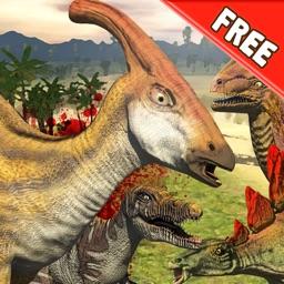 Dinosaur Simulator - Parasaurolophus
