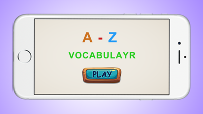 learning A-Z English Vocabulary