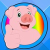 Coloring Pages Peppa Games For Kids Pig Version Reviews