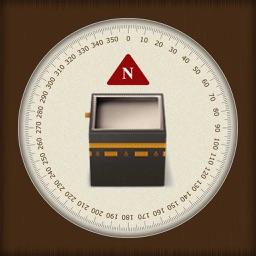 Qibla Compass   ( Kaaba Locator )