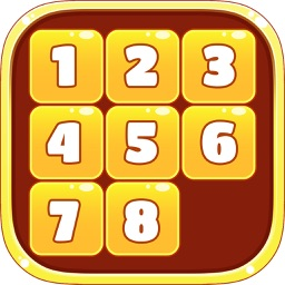 15 puzzle - Number Sliding Puzzle