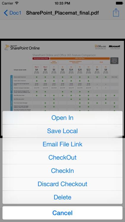SPConnect screenshot-3