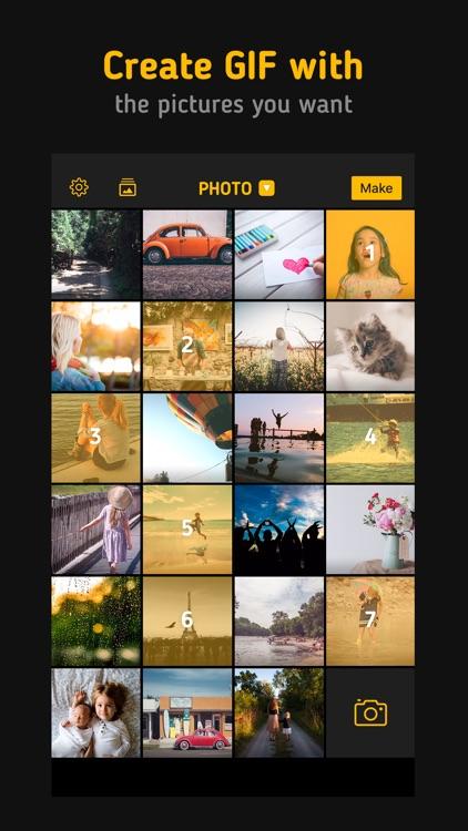 ImgPlay - GIF Maker & Video to GIF screenshot-0