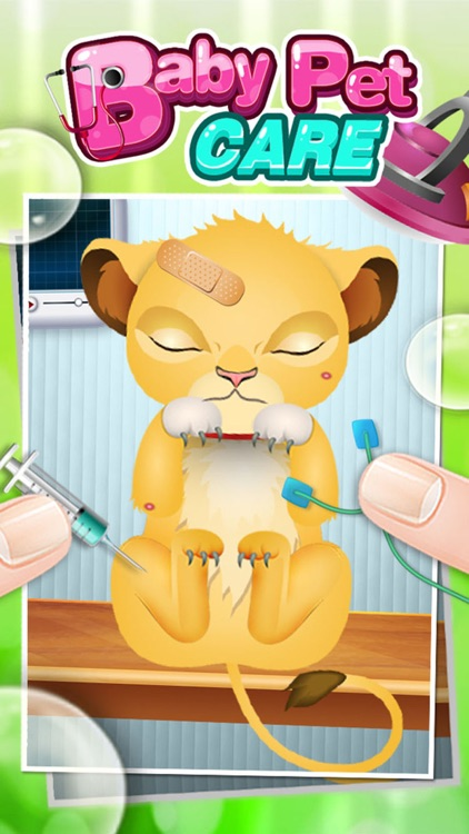 Baby Pet Care - not kids games screenshot-3