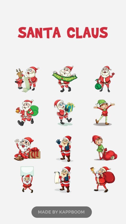 Santa Claus Christmas screenshot-0