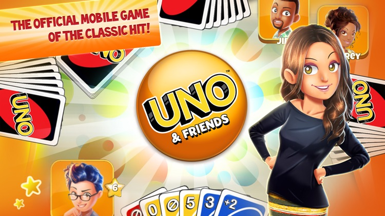 UNO ™ & Friends screenshot-0