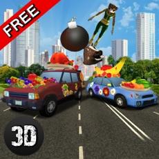 Activities of Thanksgiving Festival Car Racing 3D