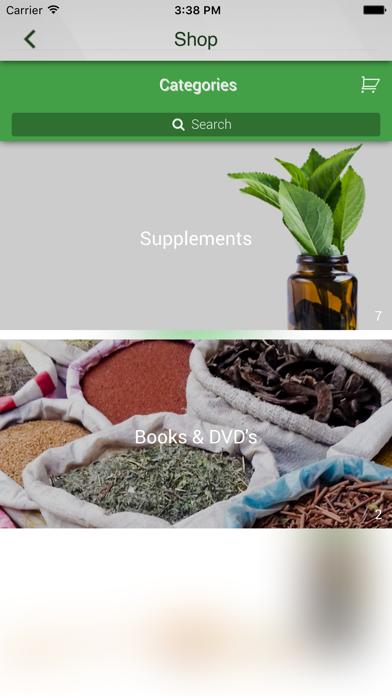 Green Leaf Herbal Solutions screenshot three