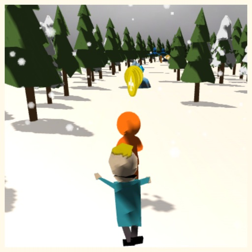 3D Stick Runner of Truth Game for South Park Fans