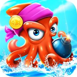街机捕鱼游戏-全球大亨最爱玩的指尖捕鱼游戏世界