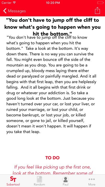 SoberTool Pro - Alcoholism and Addiction Recovery