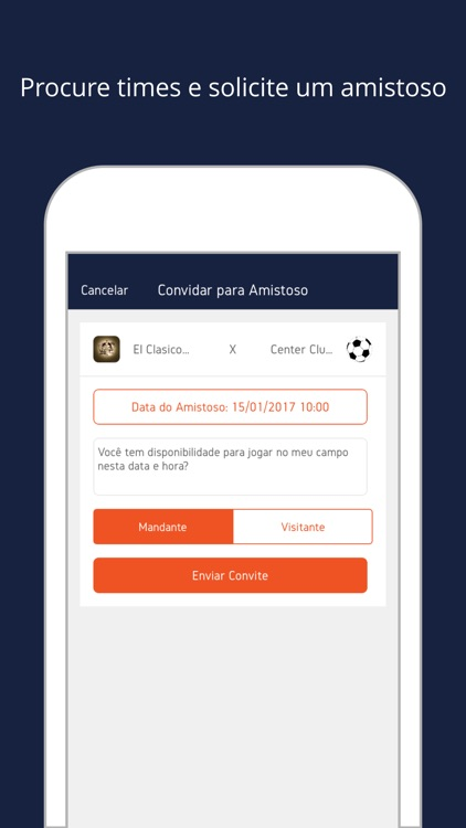 JogaFácil - Pelada e Futebol Amador