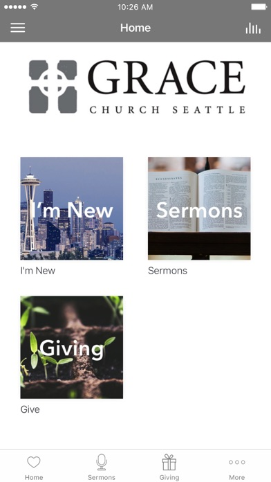 Grace Church Seattle screenshot 1