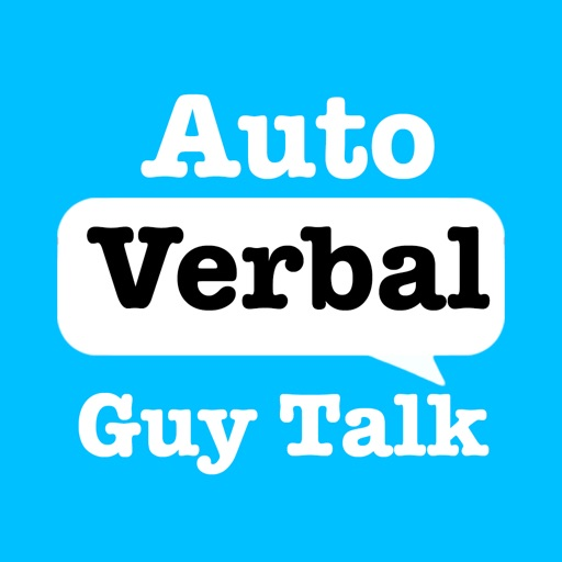 Autism Speaking Soundboard: GuyTalk by AutoVerbal