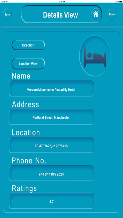 Manchester UK Offline City Map Navigation screenshot-3