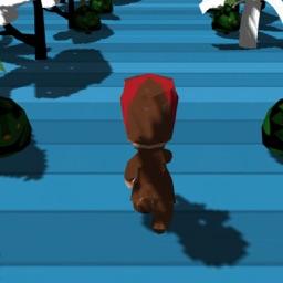 3D Bunny Runner for Bugs fans