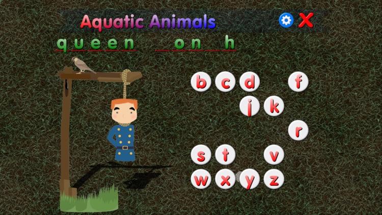 Vocabulary Builder with Hangman screenshot-4
