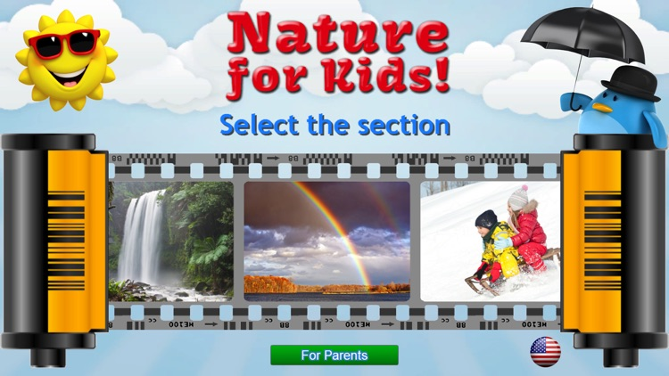Nature for Kids and Toddlers