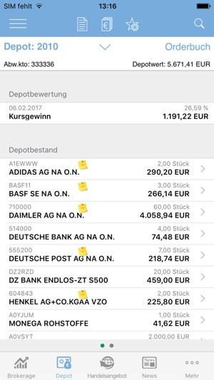 PSD Banking (ersetzt) Screenshot