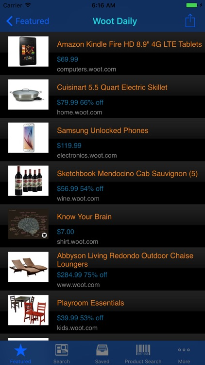 InoDeals daily deals/coupon/shopping screenshot-3