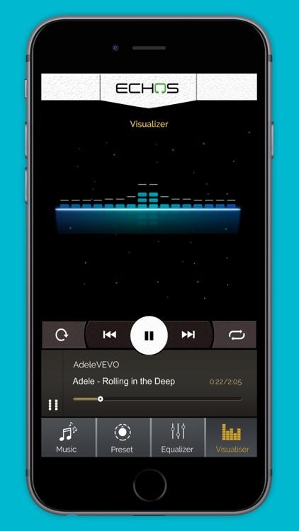 ECHOS HEADPHONE screenshot-3