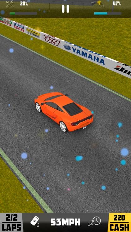 Real Turbo Thumb Car Racing - PK Race screenshot-4
