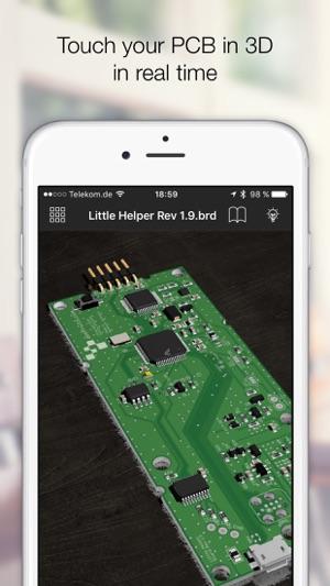 Copper - EAGLE CAD Viewer