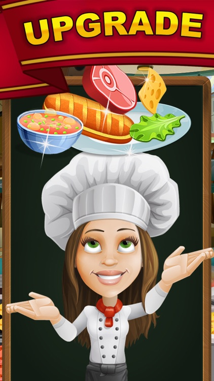 Cooking Scramble: World Master Chef & Food Fever screenshot-3