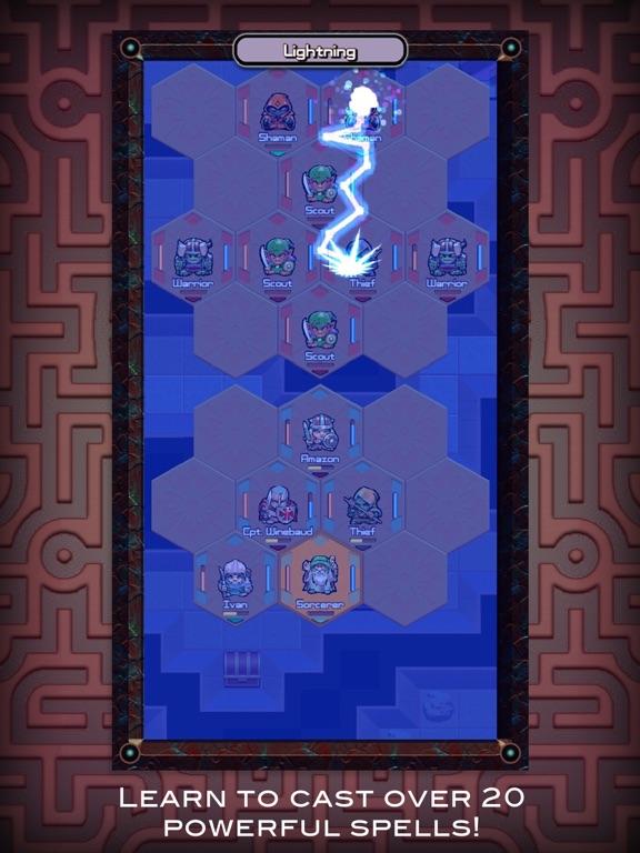 Screenshot #5 for MazeQuest - An Adventure RPG