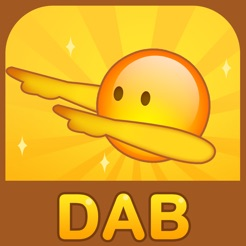 does apple have a dab emoji