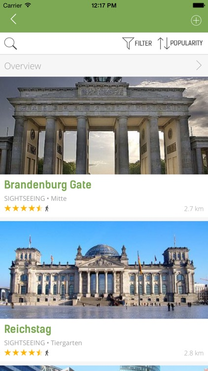 Berlin Travel Guide (with Offline Maps) - mTrip screenshot-3